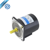 three phase low rpm 25w 220v 230v ac electric gear motor for animation