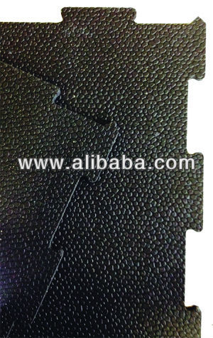 Rubber Source Interlocking Rubber Tiles