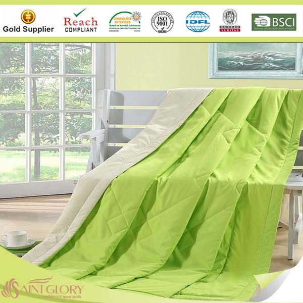 hot sale polyester fiber fill cool duvet Summer quilt