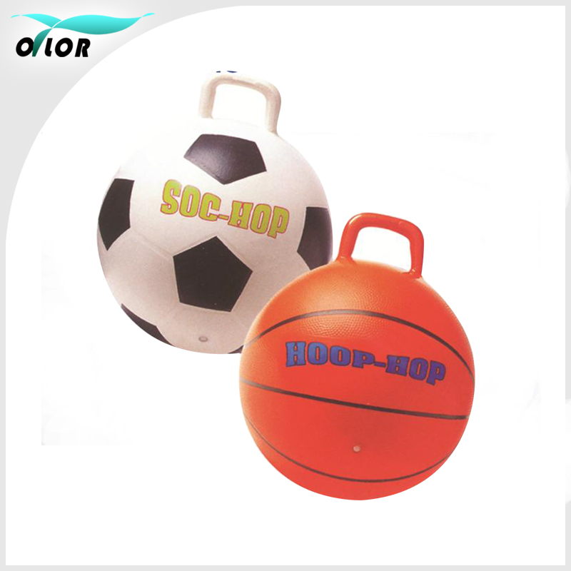 Sport Toys Kids Inflatable PVC Space Hopper Jumping Ball