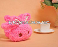 Plush Warmer Earcap