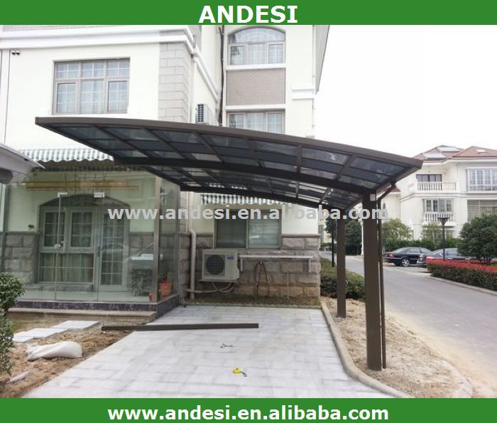 used DIY attached metal carports sale