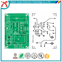 Hobby level quick sample pcb design layout pcb making