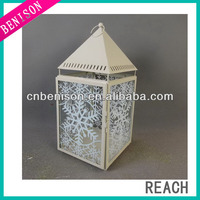 Popular metal lantern decoration hanging lantern stand