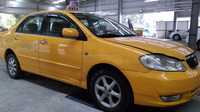 2003 Used Left Hand Drive Car For Toyota Corolla Altis