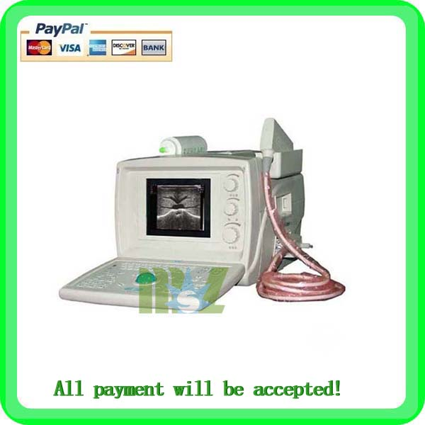 New portable ultrasound unit/machine/scanner for sale - MSLPU07