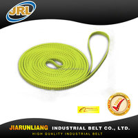 10TT5 kniting industry open ended PU synchronous belt from China manufacturer