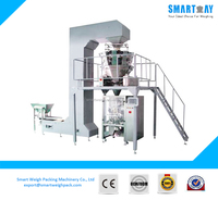 Auto Packing Machine With 10 Head Weigher For Granule