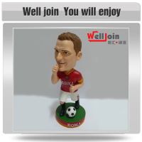 Wholesale high quality bobble head resin china craft supplies