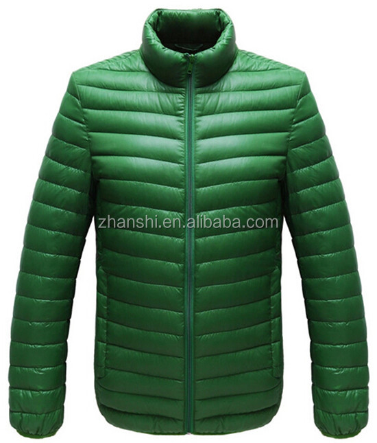 New Collection High Quality Outdoor Sport Winter Blazer For Men