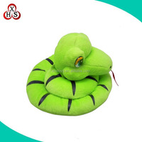 2014 Custom Cheap Soft Snake Stuffed Animal Plush Toy