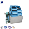 High Quality Concrete Mixing Plant Widely Using Wheel Sand Washing Machine From China
