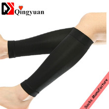 Medical compression leg sleeves socks