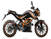 "color frame motorbike/250cc oil-cooling 17"" wheels sport motorcycle (TKM250-16)"