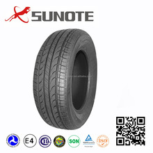 sunote new tubeless tyres for cars 205 55 16 germany