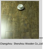 Sandalwood HDF Arc click Laminate Floor