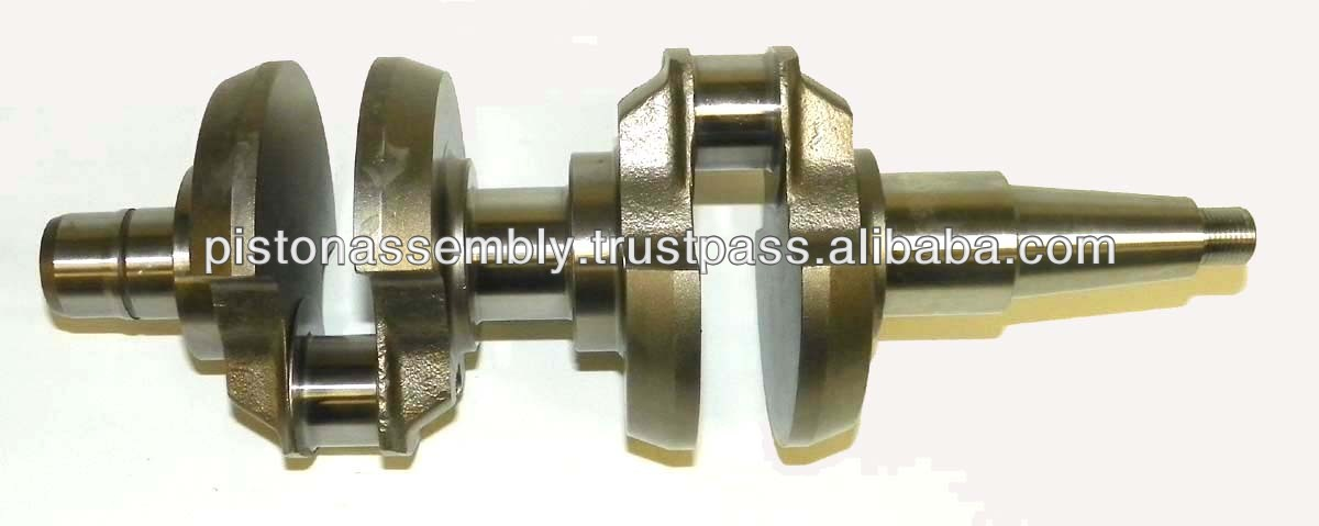 MASSEY FERGUSON CRANKSHAFT MF 4.236 / 4.248 4 CYLINDER LIGHT WEIGHT ZZ90143 3641031M91