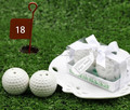 Wedding Decoration Gift of Golf Ball Salt and Pepper shakers For Wedding Gift Favors