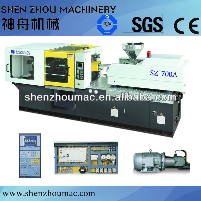 plastic injection molding machine manufacturers