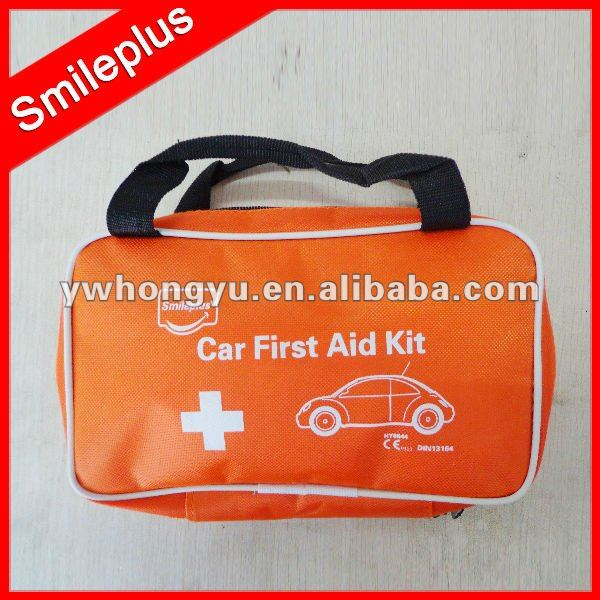 hot sale 600D car emergency survival kit