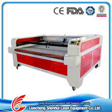FDA laser cutting machine for balsa wood