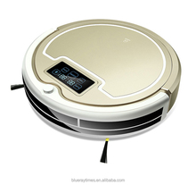 oem service floor intelligent auto robot vacuum cleaner with remote controller