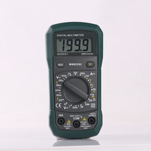 Huayi factory supply hotsale unit multimeter MS8233B in cheap price