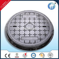 Multifunctional En124 Manhole Cover With Light