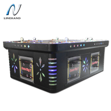 Most popular shooting games fish game table gambling catch fish game machine