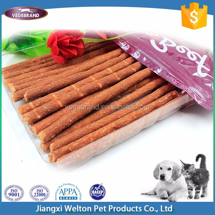 Dried Crystal Soft Chicken Jerky Strip Beef Strips Pet Snacks