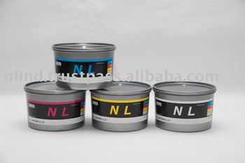 NL OFFSET PROCESS COLORS INK (Premium Grade)