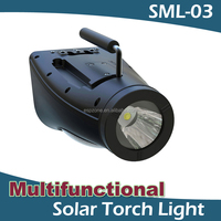 3W Portable Camping Solar Light Cheap