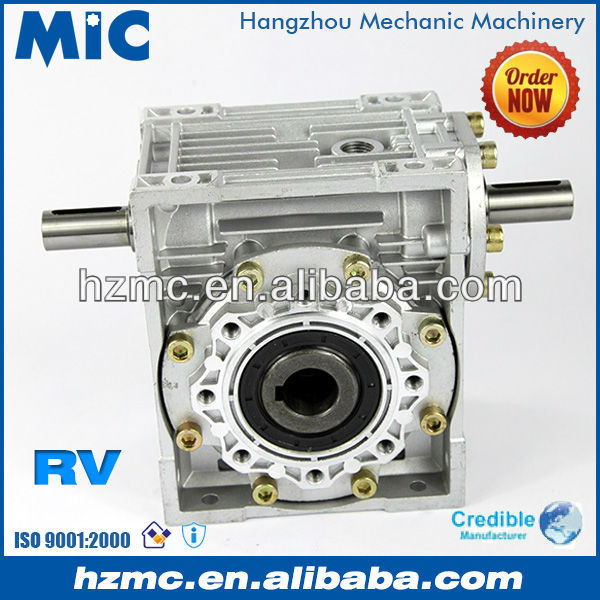 Chinese ISO9001 Certificate Bonfiglioli NRV Series Small Worm Speed Transmission Gearbox with VS Shaft