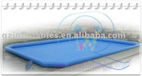 2011Qi Ling PVC inflatable pool for park