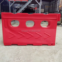 LDPE Rotational Plastic construction safety barricades