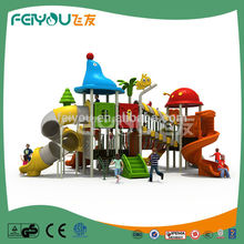 Animal Theme Hot Selling Kindergarten Outdoor Play Equipment