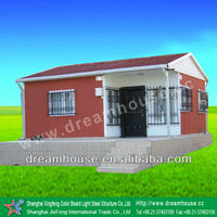 pre made building/homes/pre constructed buildings
