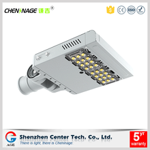 Newest design outdoor IP67 waterproof 6000 lumens SMD 60w led street light fixture