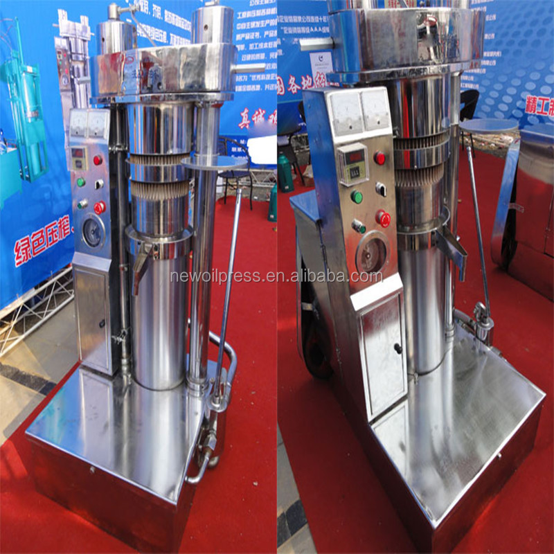 6YK-260 China manufacturer hydraulic olive oil press machine