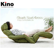 <strong>Modern</strong> recliners Linen fabric sofa, floor easy folding sofa chair in china supplier
