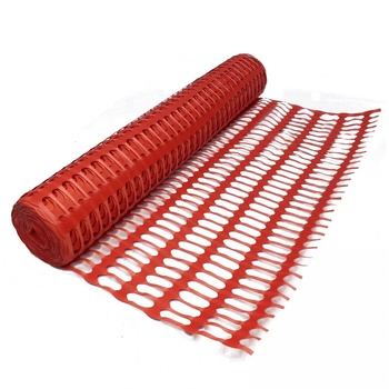 Houseables snow fencing plastic barrier safety fence net