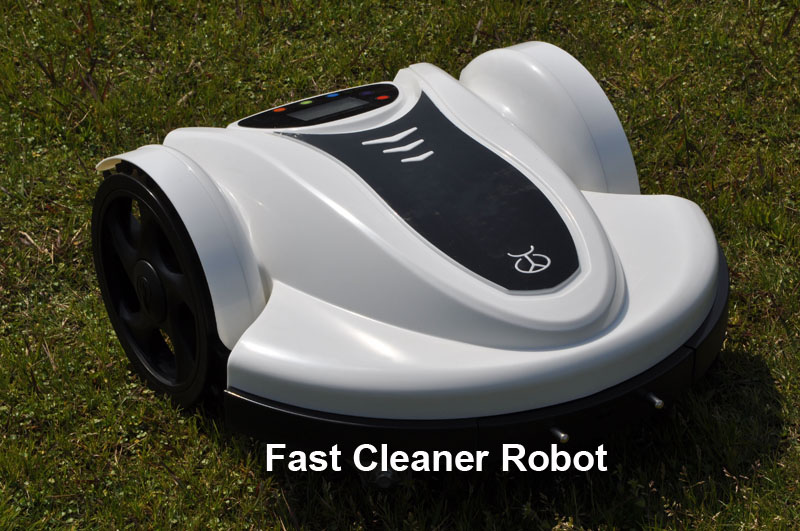 2013 Most Economical robot automower / rotary grass cutter