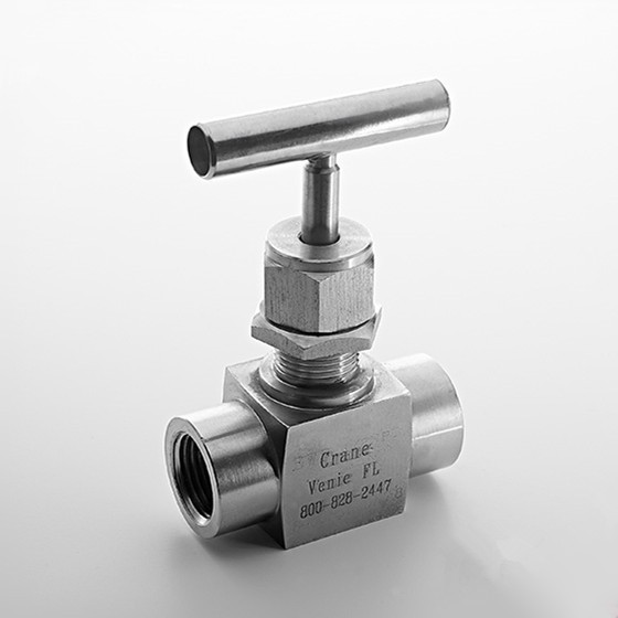 316 ss Swagelok Stainless Steel High Pressure Gas Needle Valve