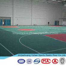 Basket Ball Court Sport Vinyl Flooring
