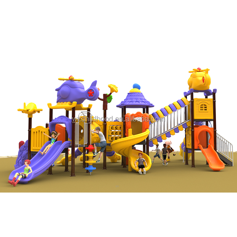 Hot sell plastic playground equipment,children plastic playground,new outdoor playground amusement equipment