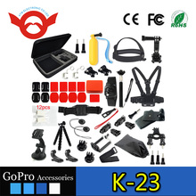 Wholesale Factory Price gopro accessories for gopros hero 5 4 3 3+ Camera