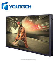 HDTV tft diplay ultra thin screen 32 inch lcd tv with vga port