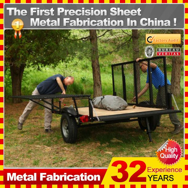 vacation camper trailer,China manufacturer with 32-year experience
