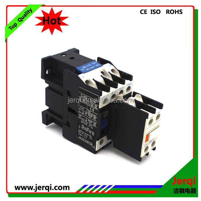 9A normally open 3P LC1-D09 mini ac contactor