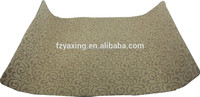 rubber woven indoor floor mat roll